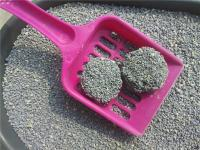 Bentonite Cat Litter Clumping with Scent