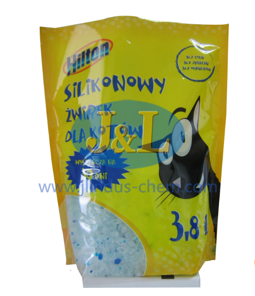 Silica Gel Cat Litter Silica Sand for Cats