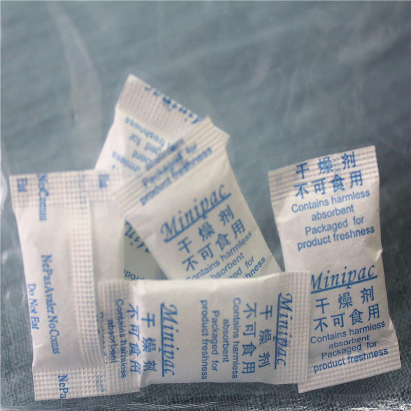 Food Grade Silica Gel Desiccant Packets